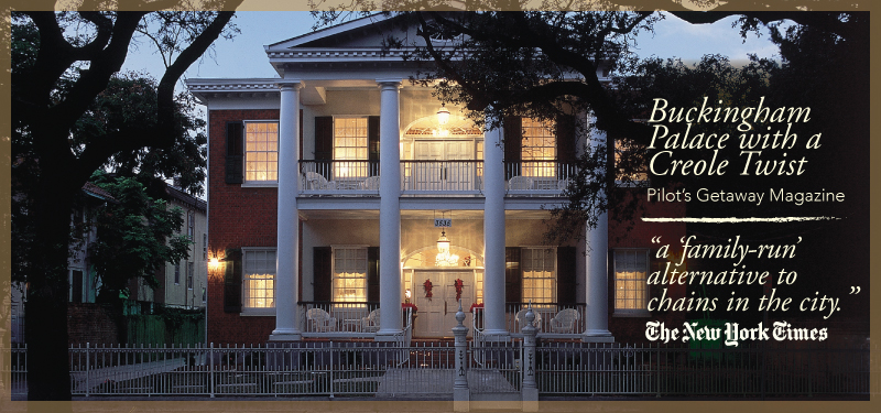 Hubbard Mansion Bed And Breakfast, New Orleans, Louisiana